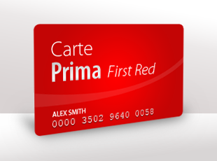 carte red